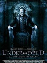 Underworld: La Ribellione dei Lycan - Locandina