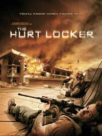 The Hurt Locker - locandina