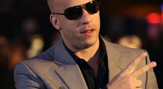 Vin Diesel Salary Per Movie
