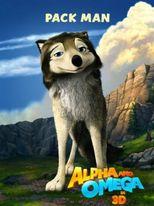 Alpha and Omega - Poster Usa