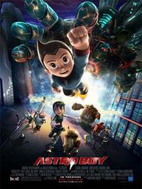 Astro Boy - Locandina