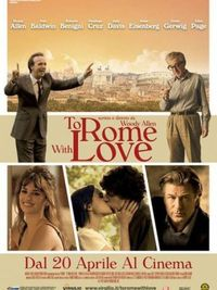 To Rome With Love - Locandina