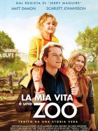 La mia vita è uno zoo - Locandina