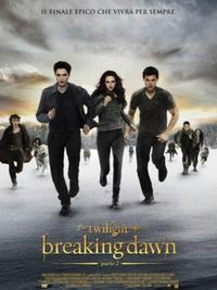 The Twilight Saga: Breaking Dawn - Parte 2 - Locandina