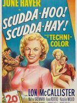 Scudda Hoo! Scudda Hay! - Poster
