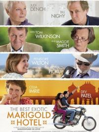 Marigold Hotel - Poster