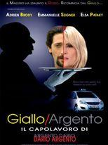 Giallo/Argento - Locandina