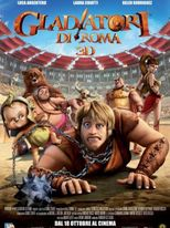 Gladiatori di Roma 3D - Locandina