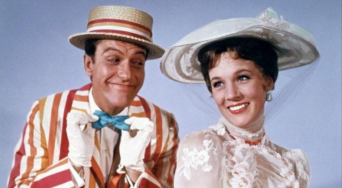 77604b8e1c Il grande Dick Van Dyke sarà nel sequel di Mary Poppins- Film.it