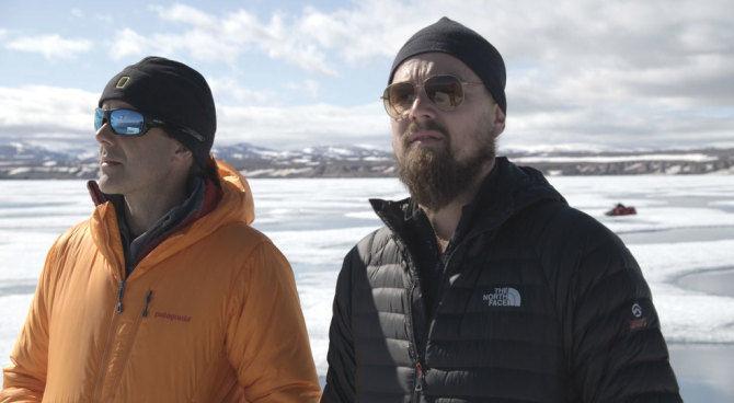 Trailer: Before The Flood, Leonardo DiCaprio viaggia per salvare il pianeta