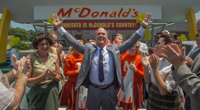 The Founder, Michael Keaton porta McDonald s al mondo nel primo trailer del film