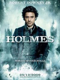 Sherlock Holmes - Locandina Italiana