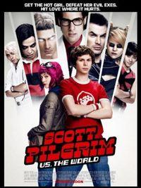 Scott Pilgrim vs. The World - Poster