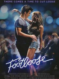Footloose - Locandina