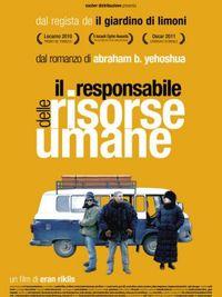 Il responsabile delle risorse umane - Locandina