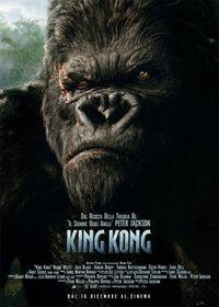 King Kong - Locandina