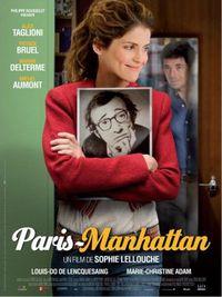 Paris Manhattan - Poster