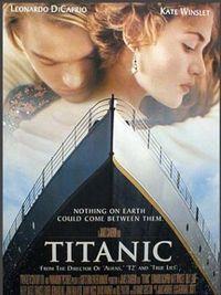 Titanic - locandina