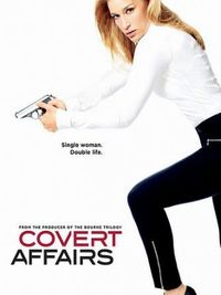 Covert Affairs - locandina