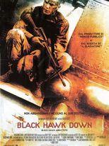 black hawk down - Locandina