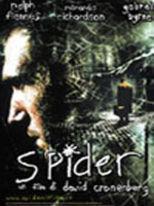 Spider - Locandina