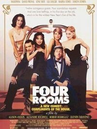 Four Rooms - Locandina