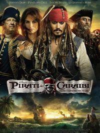 Pirati dei Caraibi: Oltre i Confini del Mare - Locandina