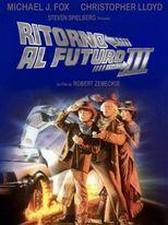 Ritorno al futuro 3 - Locandina