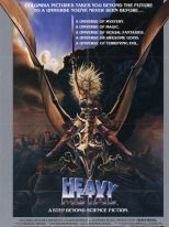 Heavy Metal locandina