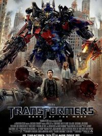 Transformers: Dark of the Moon -  Poster