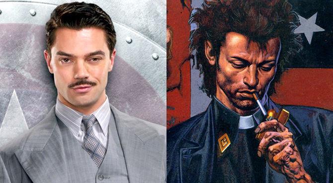 Dominic Cooper è Jesse Custer in Preacher