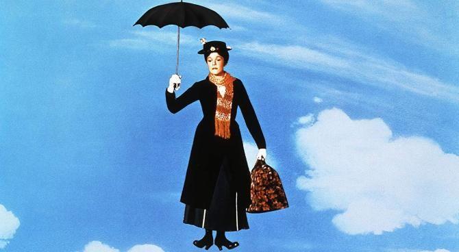 Mary poppins ecco cinque motivi per rivedere il classico disney