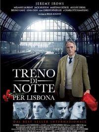 Treno di notte per Lisbona locandina