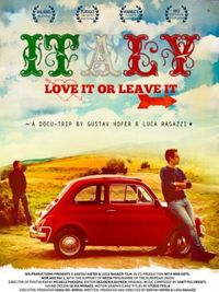 Italy: Love It or Leave It - Poster
