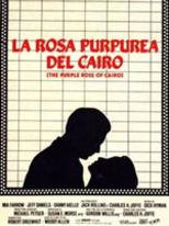 La Rosa Purpurea del Cairo - Locandina