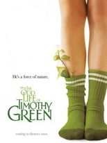 The Odd life of Timothy Green - Poster