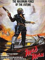 Interceptor / Mad Max - Locandina