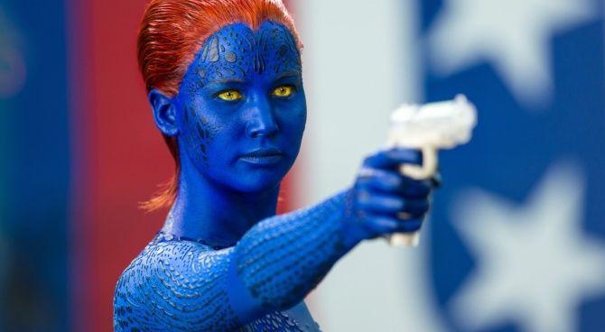 X-Men: Giorni di un futuro passato, Jennifer Lawrence in
