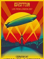 Led Zeppelin: Celebration Day - Locandina