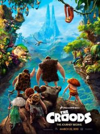 I Croods - Poster