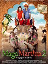 Maga Martina 2 - Viaggio in India - Locandina