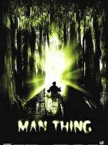 Man-Thing - La natura del terrore