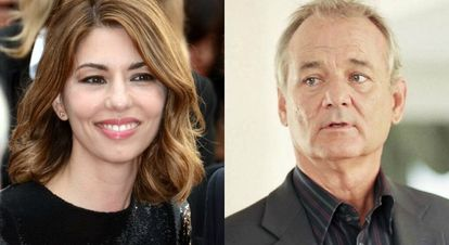 Sofia Coppola, Bill Murray