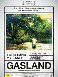 GasLand - Poster