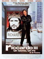 Riccardo III un uomo, un re