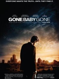 Gone Baby Gone - Locandina