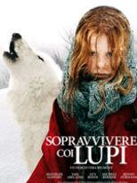 Sopravvivere con i lupi - Locandina