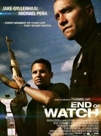 End of Watch - Tolleranza zero - Poster