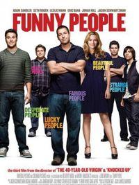 Funny People - Locandina