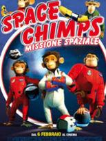 Space Chimps  - Locandina